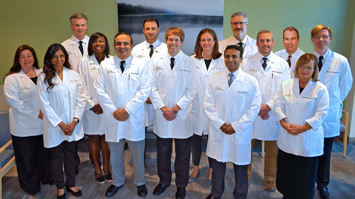 Central Nephrology Clinic physicians